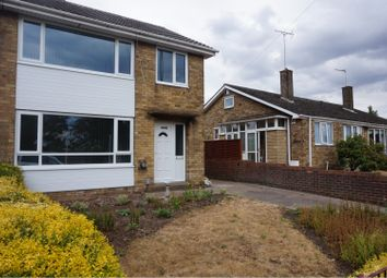 Thumbnail 3 bed semi-detached house to rent in Armthorpe Road, Doncaster