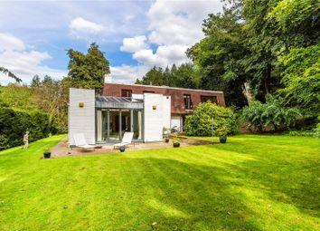 Thumbnail 3 bed flat for sale in Woodside, Hookwood, Limpsfield, Surrey