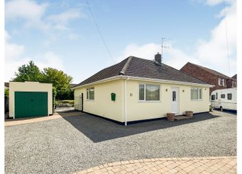Thumbnail 4 bed bungalow for sale in Bourne Road, Spalding