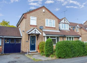3 bed town house for sale in Pendlebury Drive, West Knighton, Leicester LE2