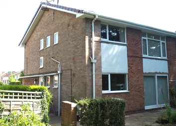 Thumbnail 2 bed maisonette to rent in Vesey Close, Water Orton, West Midlands