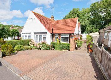 Thumbnail 2 bedroom semi-detached bungalow for sale in Hever Avenue, West Kingsdown, Sevenoaks