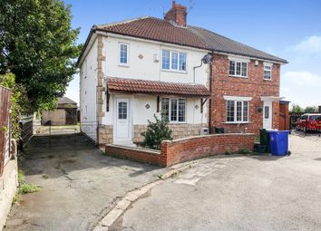 3 bed semi-detached house for sale in Silkstone Oval, Moorends, Doncaster DN8