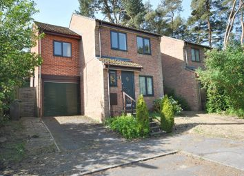 Thumbnail 3 bed detached house to rent in Rydal Close, Bordon