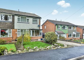 Thumbnail 2 bed semi-detached house for sale in Warminster Close, Sheffield