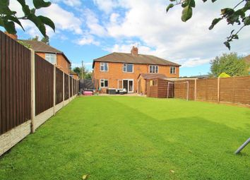 Thumbnail 3 bed semi-detached house for sale in Woodfield Road, Rothley, Leicestershire