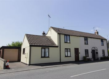Thumbnail 3 bed cottage for sale in Eastgate, Deeping St. James, Peterborough