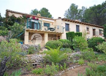 Thumbnail 4 bed villa for sale in Llíber, Spain