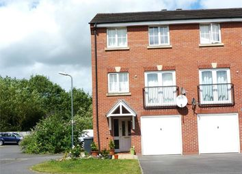 Thumbnail 3 bed end terrace house to rent in Aqua Place, Town Centre, Rugby, Warwickshire