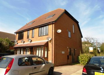 Thumbnail 2 bedroom maisonette to rent in Bergamot Gardens, Walnut Tree, Milton Keynes