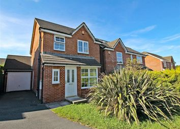 Thumbnail 3 bed detached house for sale in Warspite Gardens, Manadon Park, Plymouth