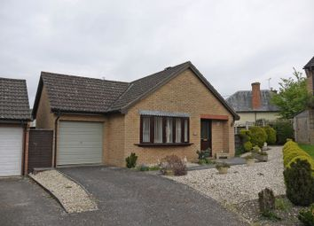 Thumbnail 2 bedroom detached bungalow for sale in Willowbrook, Purton, Swindon