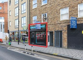 Thumbnail Retail premises to let in 226 Trafalgar Road, Greenwich, London