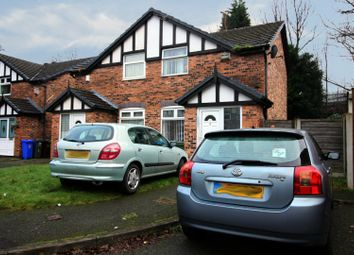 Thumbnail 2 bed semi-detached house for sale in Dobcross Close, Manchester, Greater Manchester