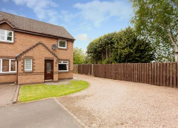 Thumbnail 2 bed semi-detached house for sale in Thriepland Wynd, Perth