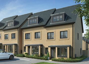 "Thumbnail 3 bed property for sale in ""The Halstead"" at Blythe Valley Park, Solihull, West Midlands"