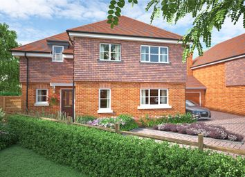 Thumbnail 4 bed semi-detached house for sale in Higham Lane, Bridge, Canterbury, Kent