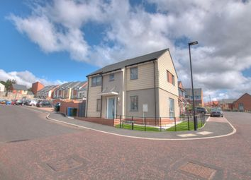 Thumbnail 3 bed semi-detached house for sale in Walwick Fell, The Rise, Newcastle Upon Tyne
