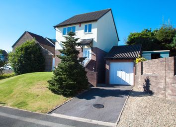 Thumbnail 3 bed detached house for sale in Rowan Way, Woolwell, Plymouth