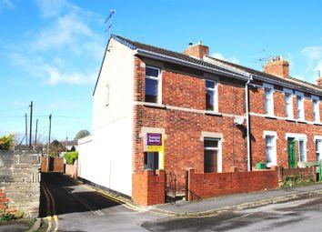 Thumbnail 3 bedroom end terrace house for sale in Nelson Street, Swindon