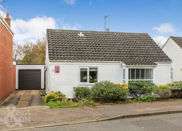 Thumbnail 3 bed detached bungalow for sale in Thwaite Road, Ditchingham, Bungay