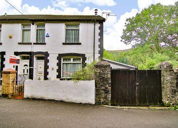 Thumbnail 3 bed semi-detached house for sale in Ash Road, Troedyrhiw, Merthyr Tydfil