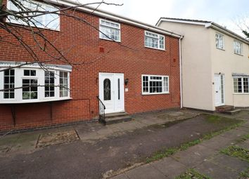 Thumbnail 3 bed town house for sale in Rugby Road, Lutterworth, Leicestershire