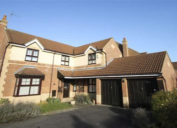 Thumbnail 4 bed detached house to rent in Farjeon Court, Old Farm Park, Milton Keynes