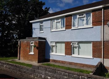 Thumbnail 2 bed flat to rent in Maescader, Pencader