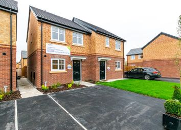 Thumbnail 2 bed property for sale in Gibfield Park Avenue, Atherton, Manchester