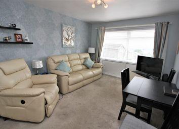 Thumbnail 2 bedroom flat for sale in Tewkesbury Road, Wes Denton Park, Newcastle Upon Tyne