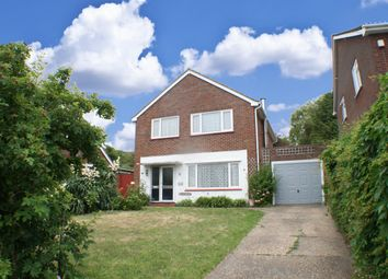 Thumbnail 4 bed detached house for sale in Downs Road, Folkestone, Kent