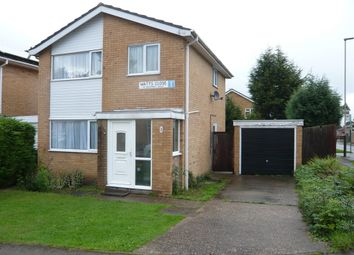 Thumbnail 3 bed detached house for sale in Watts Close, Off Anstey Lane, Leicester
