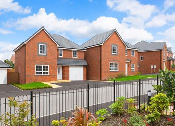 """Thumbnail 4 bed detached house for sale in """"Hale"""" at Pye Green Road, Hednesford, Cannock"""