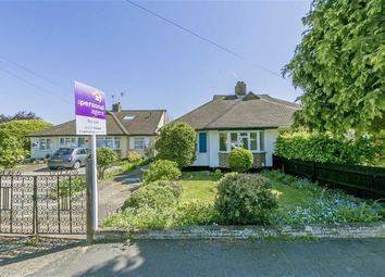 Thumbnail 3 bed semi-detached bungalow for sale in Eastdean Avenue, Epsom, Surrey