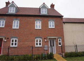 Thumbnail 4 bed town house for sale in Maresfield Road, Oakham