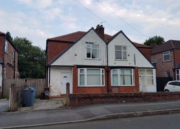 Thumbnail 3 bed terraced house to rent in Lees Hall Crescent, Manchester