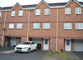 Thumbnail 4 bed town house for sale in Vernon Drive, Market Drayton