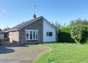 Thumbnail 2 bed detached bungalow for sale in Hawthorne Close, Newborough, Peterborough