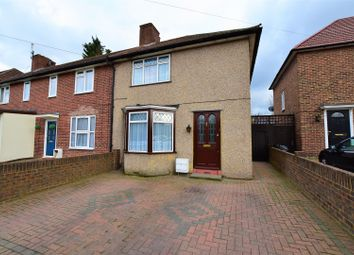 Thumbnail 3 bed end terrace house for sale in Muchelney Road, Morden