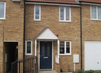 Thumbnail 2 bedroom terraced house for sale in Dunire Close, Leicester