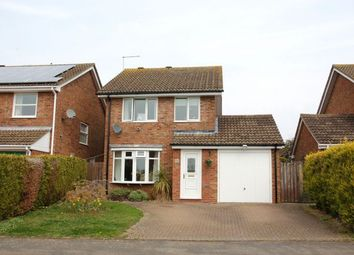 Thumbnail 3 bedroom detached house for sale in Froxhill Crescent, Brixworth, Northampton