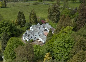 Thumbnail 6 bed country house for sale in Lednabra, Balfron Station, By Drymen, Stirlingshire