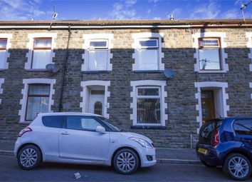 Thumbnail 3 bed terraced house for sale in Charles Street, Tonypandy, Mid Glamorgan
