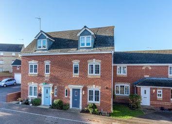 Thumbnail 4 bed terraced house for sale in Regency Court, Rushden