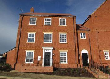 Thumbnail 2 bedroom flat to rent in Hardwick Hill, Banbury, Oxon