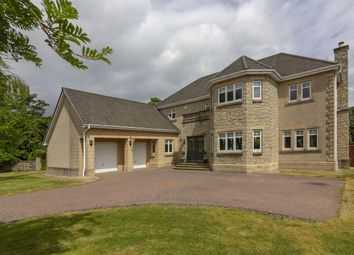 Thumbnail 5 bed detached house for sale in Castle View, Airth, Falkirk