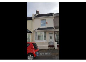 Thumbnail 2 bed terraced house to rent in Renown Street, Plymouth