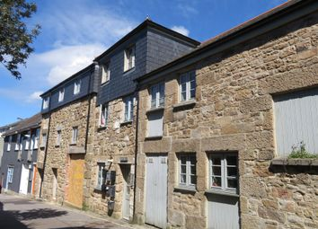 Thumbnail 1 bed flat for sale in Bread Street, Penzance