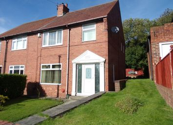 Thumbnail 3 bed semi-detached house for sale in Ventnor Gardens, Gateshead